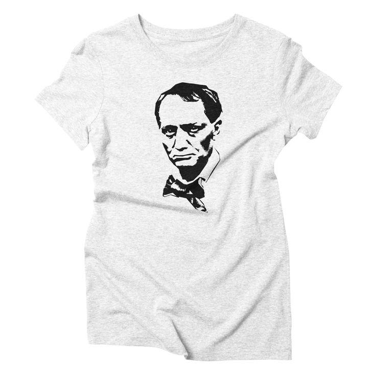 #hlava #baudelaire We don't make t-shirts. We are Hlava.