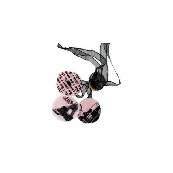 Bracelet 3 boutons de nacres , collection Paris en rose pour Zoé Bonbon
