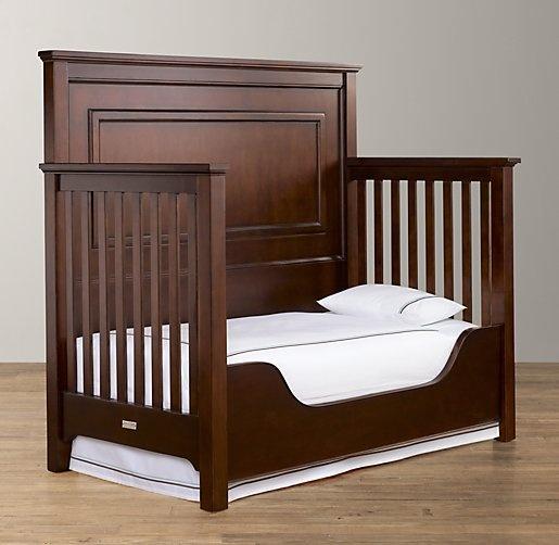 Restoration Hardware Marlowe Toddler Bed