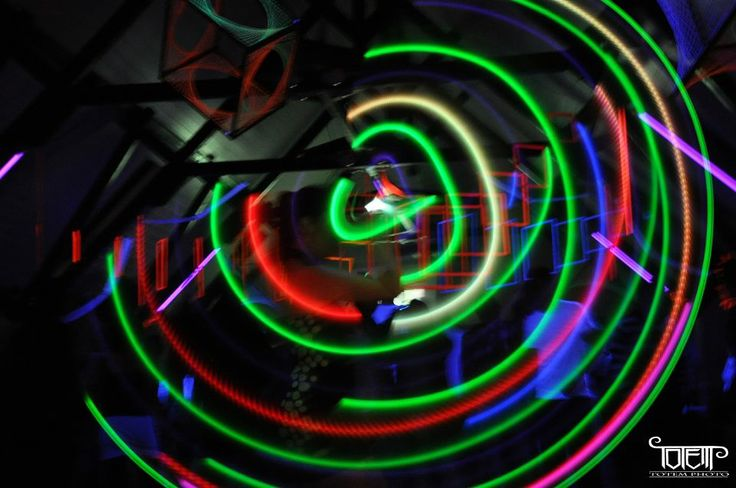 Led Light show -led juggling- juggler - hulahoop