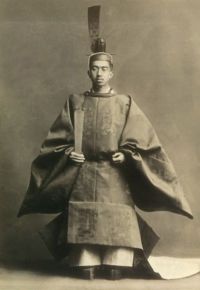 "The Syowa Emperor Hirohito. 1901-1989. (It is not right to actually call ""Emperor"".   The right name of Japanese Emperor is ""Tennou"" or "" Tennou-Heika"".)   Syowa era."
