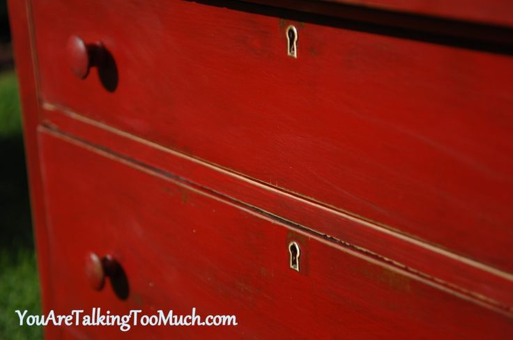 10 images about red painted dressers on pinterest miss 18903 | c86032f096bcbd222c368e73a18903b6