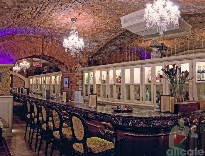 Ресторан Tommy D lounge bar / Томми Ди лаунж бар (Москва, Третьяковский пр-д., 1)