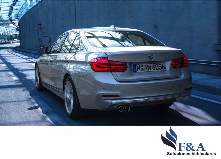 #fyasoluciones FYA SOLUCIONES. Maneja el BMW W 330e. Un extraordinario dinamismo y la máxima eficiencia y respeto por el medio ambiente gracias a una conducción sin emisiones, un concepto único que se adapta perfectamente a las cualidades del BMW Serie 3 Sedán. Solicita informes al (55) 7009 3528 o visítanos en www.fyasoluciones.com.mx