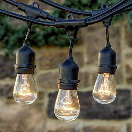 LED Étoilées S&G Chaîne de Lampes Décoratives Câble Eclairage Ampoule Etanche pour Noël Mariage Soirée Maison Jardin Bleu: RGB string…