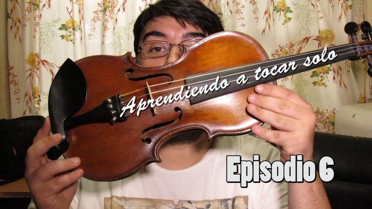 Aprendiendo a tocar solo | EP 6 | Violin | ¡Esto es muy difícil!