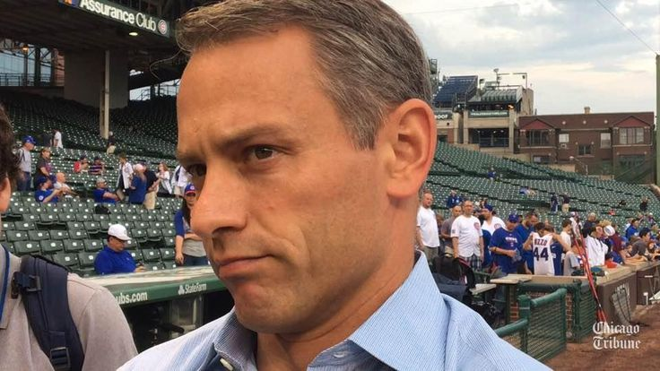 Cubs GM Jed Hoyer on September call-ups