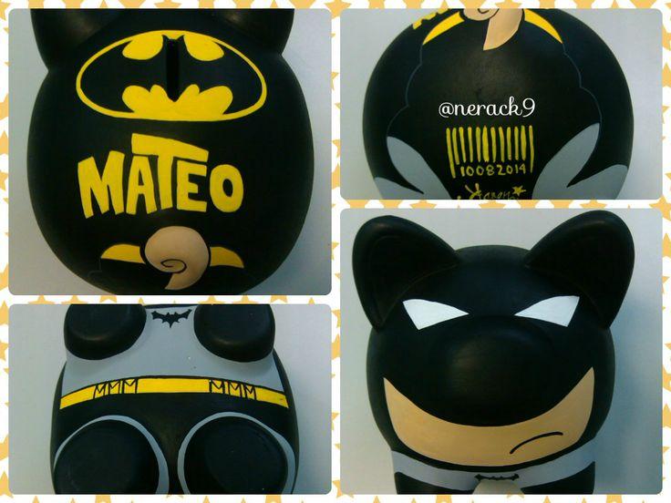 #Porky - #Batman talla XL personalizada por @nerack9  #bank