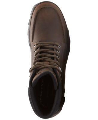 Rockport Men's Cold Springs Plus Moc Waterproof Boots - Brown 10.5W