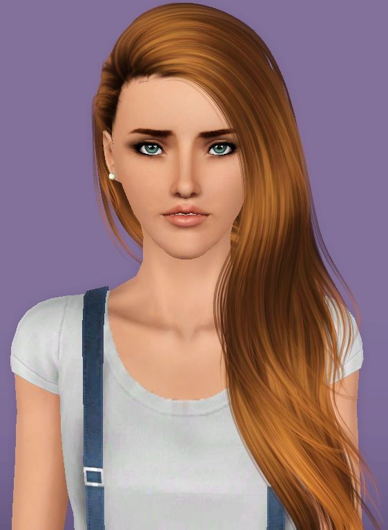 Alesso`s Anchor hairstyle retextured by Forever And Always for Sims 3 - Sims Hairs - http://simshairs.com/alessos-anchor-hairstyle-retextured-by-forever-and-always/
