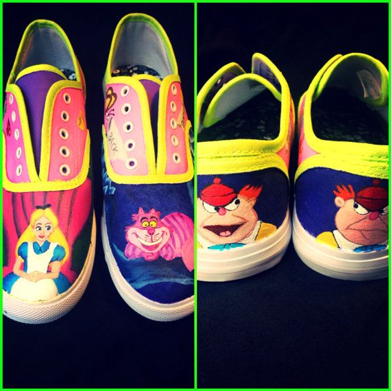 28 best images about canvas shoe designs on