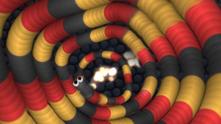 The New Snake Game : Slither.Io