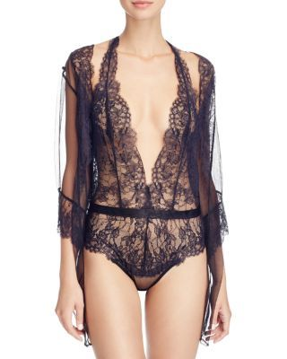 L'Agent by Agent Provocateur Idalia Playsuit #L053-58 | bloomingdales.com