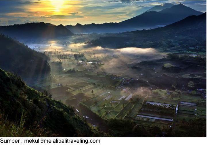 Selain Kuta Ini Tempat Wisata Alam Paling Menakjubkan Di Bali Bali Pantai Alam