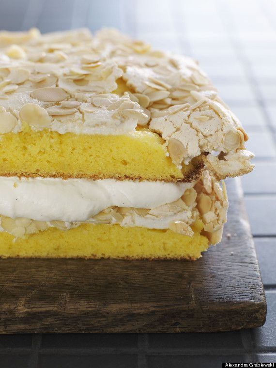 World's Best Cake...was Norway's National Cake... Excerpted from SWEET PAUL, © 2014 by Paul Lowe Einlyng