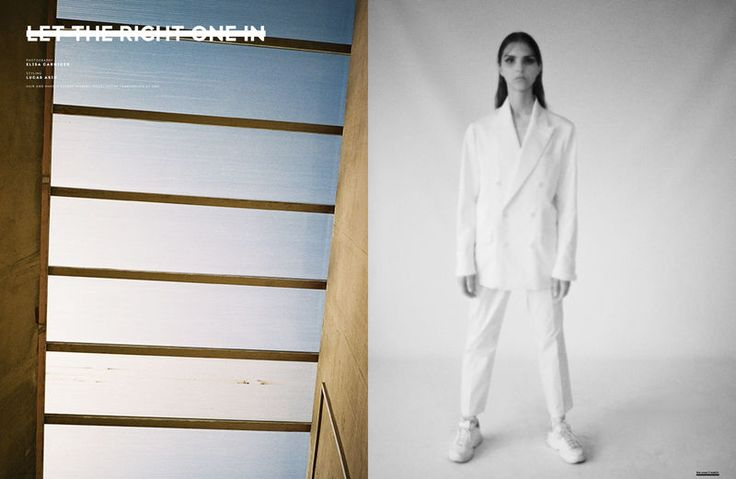 STAFFONLY - STAFFONLY STUDIO, an unconventional menswear brand that first opened up in 2015 with locations in London and Shanghai, recently debuted its Season ...