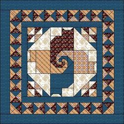 Twisted Cat Tails Tutorial Free Nice Quilting Tips