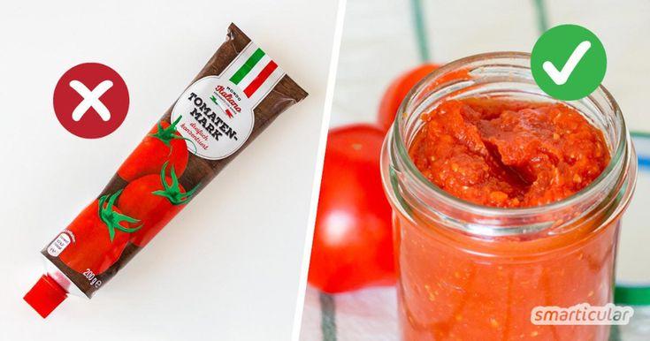 Ersatz Für Tomatenmark