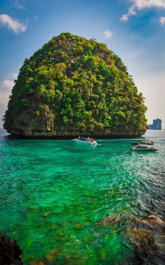 Where to go in December [Top 10] - Phuket, Thailand http://www.classified-thailand.com/