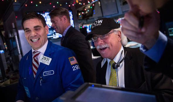 Dow Jones today: US stock market to see 300 point increase after worst week in two years