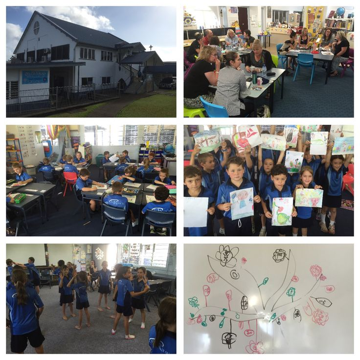 This week saw us kick off our Partnership with St.Rita's School in Innisfail QLD. Stacks of fun & progress!