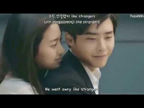 Bobby Kim - Stranger (이방인) FMV (Doctor Stranger OST)[ENGSUB + Romanization + Hangul] - YouTube