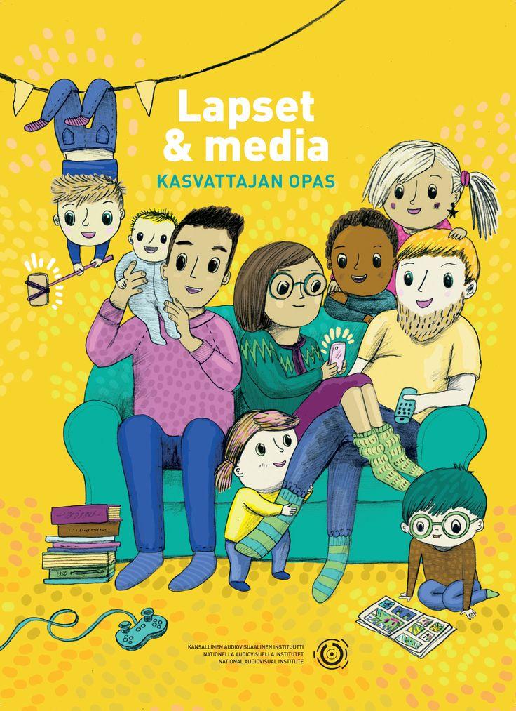 Lapset & media – kasvattajan opas | KAVI