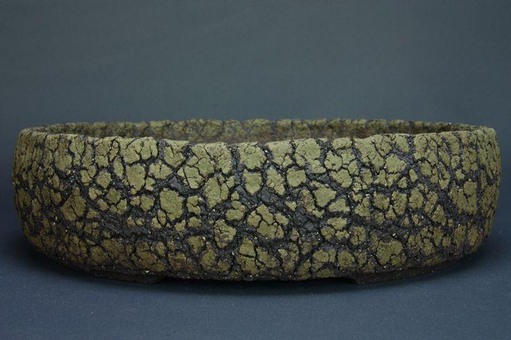 Unglazed Bonsai Pot Potter: Roman Husmann