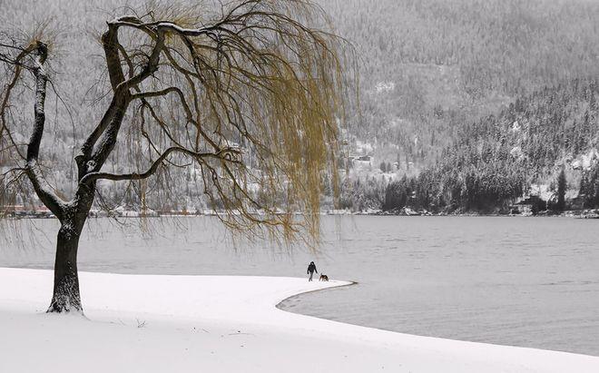 Lakeside park Nelson, BC