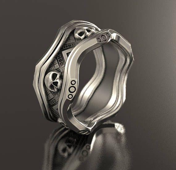Best 25+ Geek wedding rings ideas on Pinterest   Harry potter ...