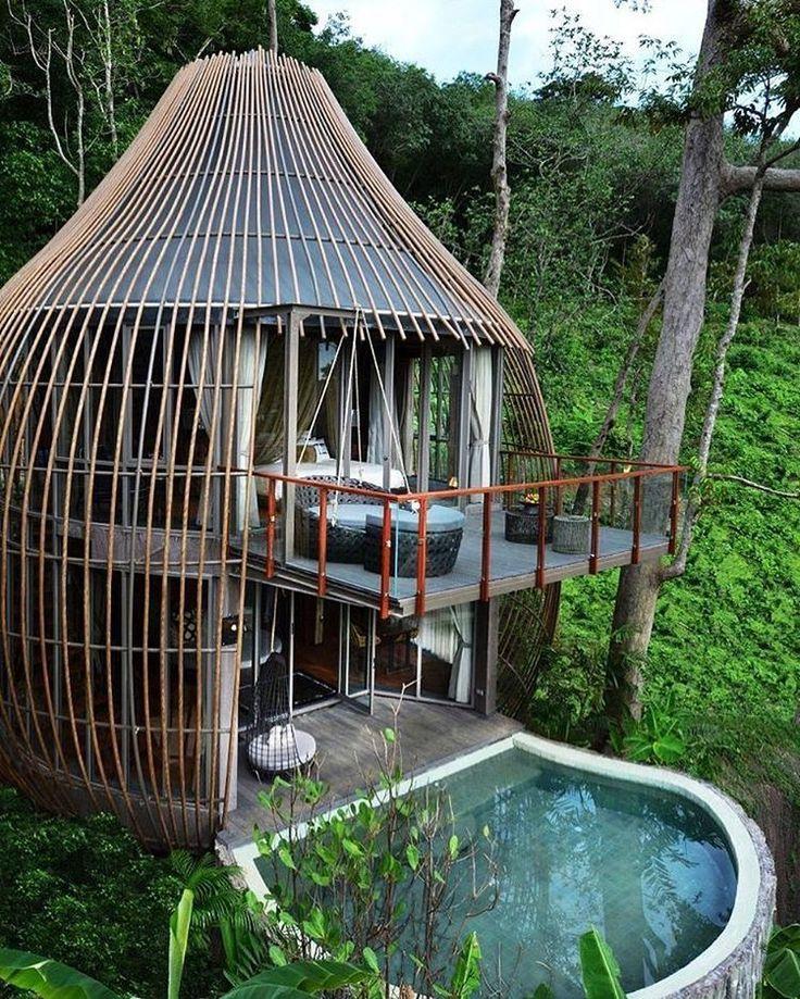 Treehouse Glamping Ecotourism Luxuryvilla Luxuryhotel