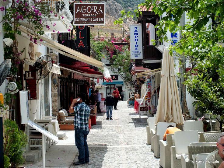 Side Streets Of #Kalkan, #Turkey