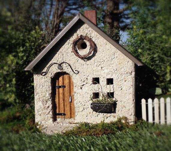 Aidan's Cottage Miniature Stone Fairy House