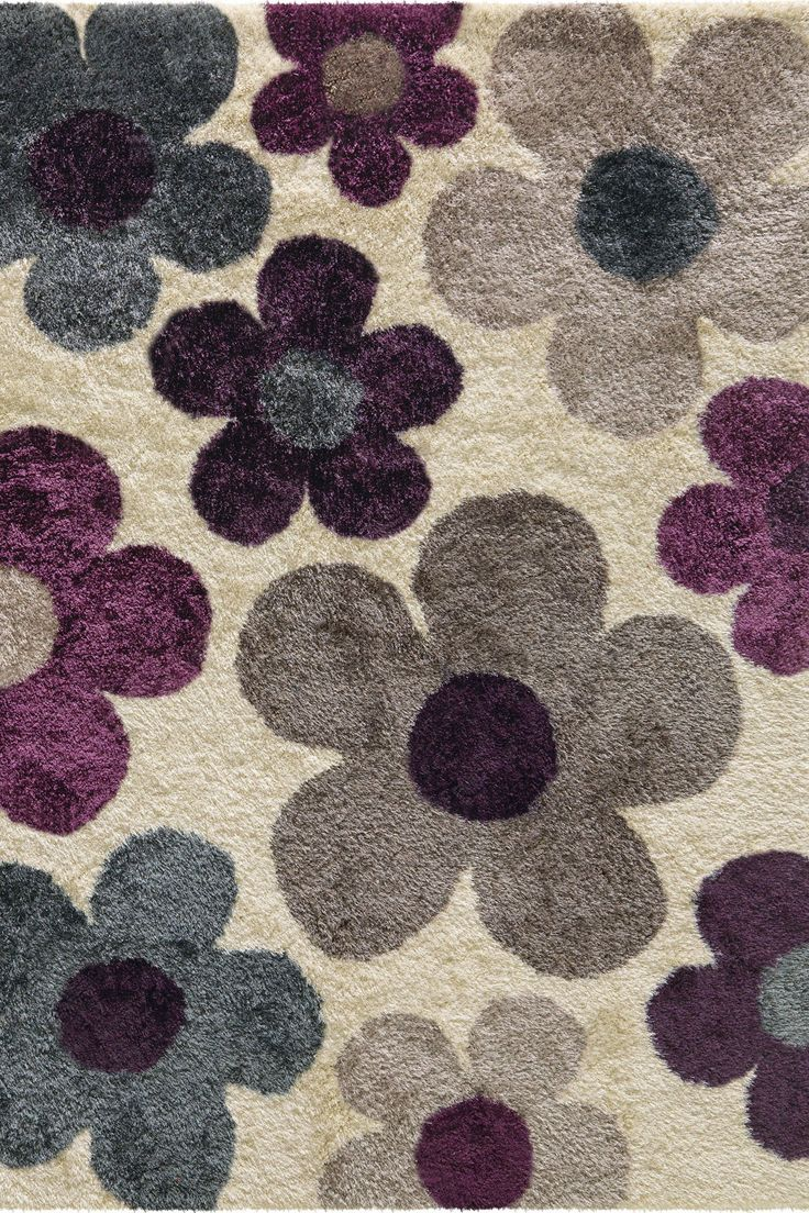22 best arte espina loves flowers images on pinterest - Lounge grijs en paars ...
