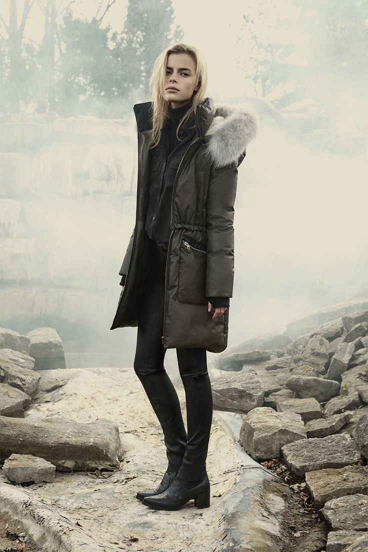 17 Best Images About Down Parka On Pinterest Coats Ootd