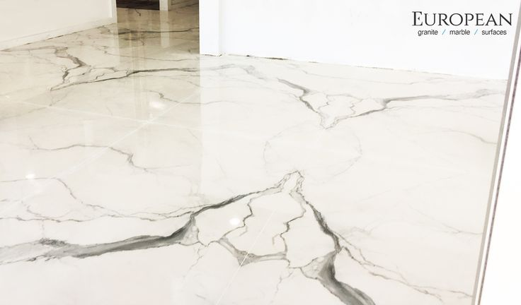 Florim - our new luxury porcelain tile collection - comes in a variety of stunning designs.  We are in the process of installing Florim Classic Statuario Polished on this lobby floor project, which gives a timeless marble aesthetic.  Find out more info here: http://www.egmcorp.com/florim/classic-statuario-polished