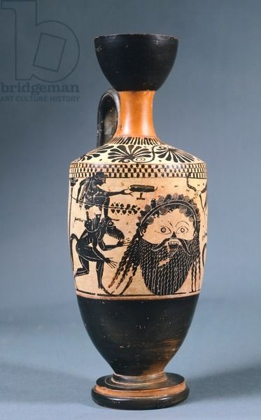 Glass Vase Illustration