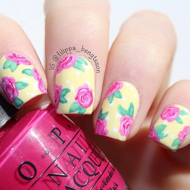 filippa_bengtsson #nail #nails #nailart