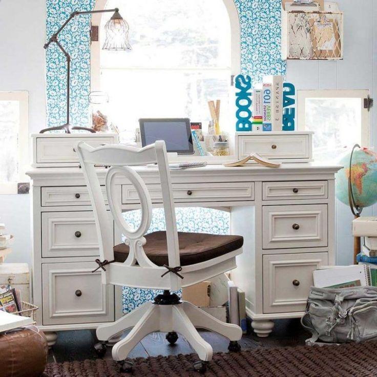 Attractive White Desks For Girls Design - Interior Design ...