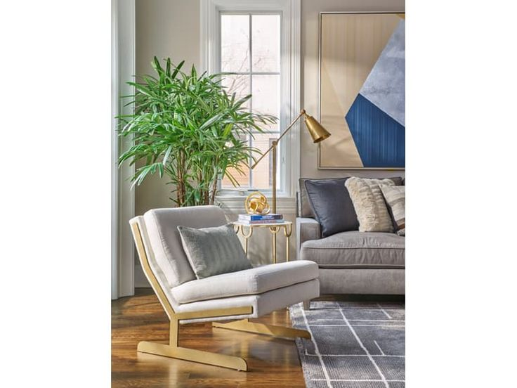 Jeff lewis selections sectional living room from walter e for Walter e smithe living room