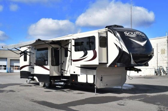 Colton RV: 2016 Grand Design Solitude 379FL-R | Fifth Wheel for Sale