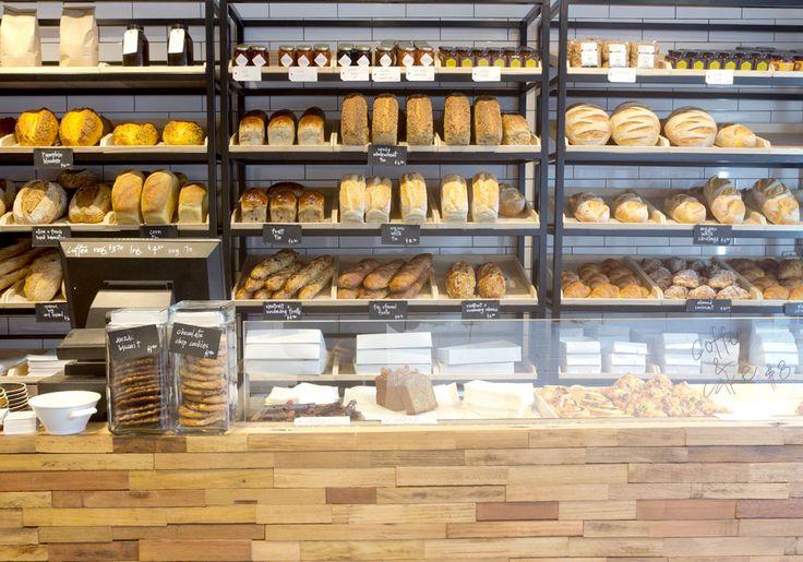 Rustica Sourdough Shop Fit-out