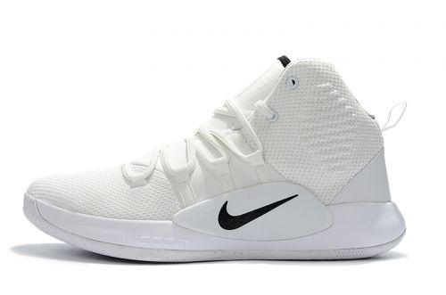 0639997e441 New 2018 Nike Hyperdunk X White Black Mens Basketball Shoes For Sale -  ishoesdesign