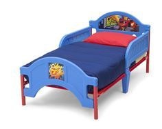Nick Jr Blaze and The Monster Machines Toddler Bed