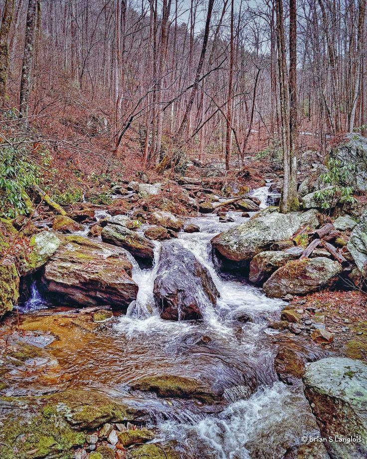 Missing Georgia today.  ________________________ #continuous_journey #helen #annarubyfalls #stream #cascadingwater #smithcreek #chattahoochee #georgia