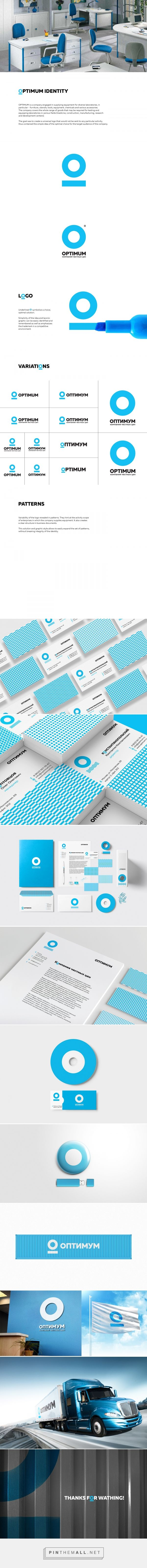 OPTIMUM on Behance - created via https://pinthemall.net