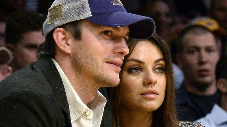 Promi-News des Tages: Ashton Kutcher und Mila Kunis streiten über Geburtsplan