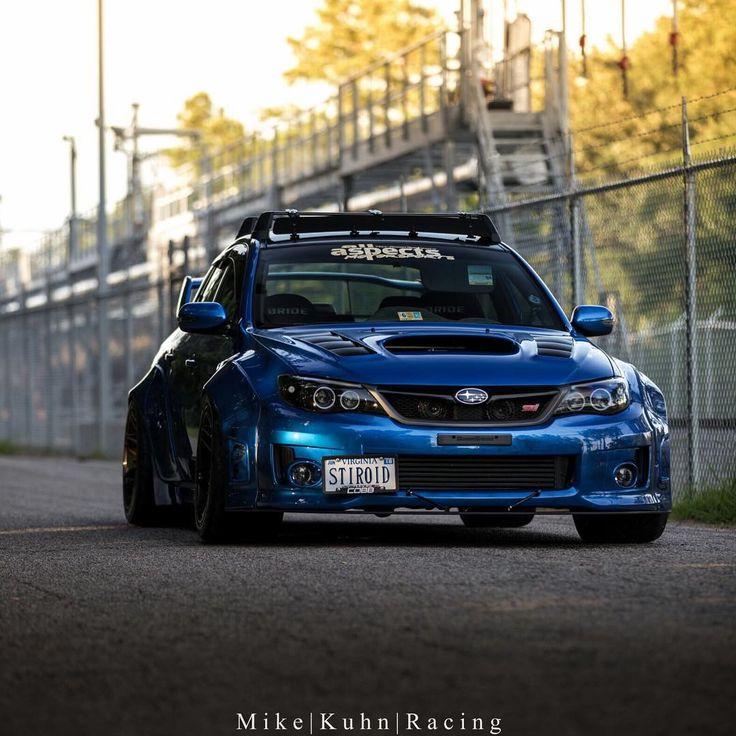 2012 Subaru Sti >> #widebody #STi _ Owned by @stiroid5058 Photo by @mikekuhnracing #modifiedsociety | auto - jap ...