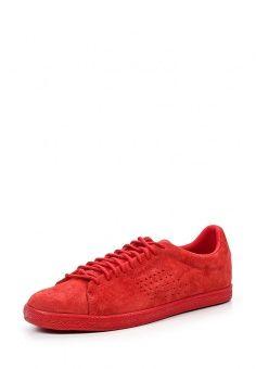 Кеды, Le Coq Sportif, цвет: красный. Артикул: LE004AWPWO26. Le Coq Sportif