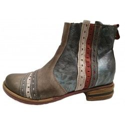 Italian leather boots for ladies